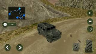 US Army Transporter Submarine Driving Games Android Game play #1