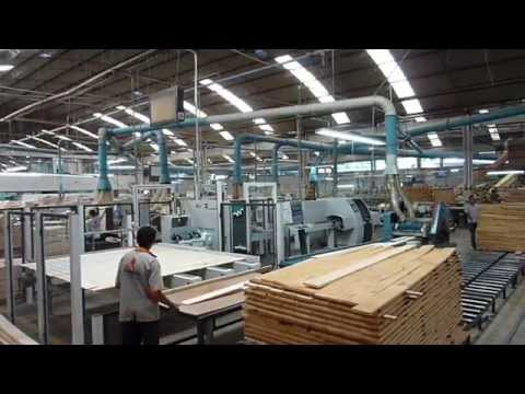 Production of Solid Wood Furniture
