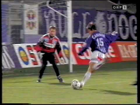 Austria Wien - Admira Wacker 3:1 - Saison 1995/96