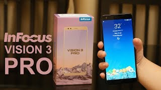 Infocus Vision 3 Pro review - unboxing, performance, Price in India Rs. 10,999