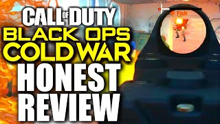 HONEST Black Ops Cold War Review (DOES IT SUCK? The Good, The Bad, & The Ugly..)