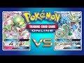 Gardevoir GX vs Drampa GX / Garbodor - Pokemon TCGO Gameplay