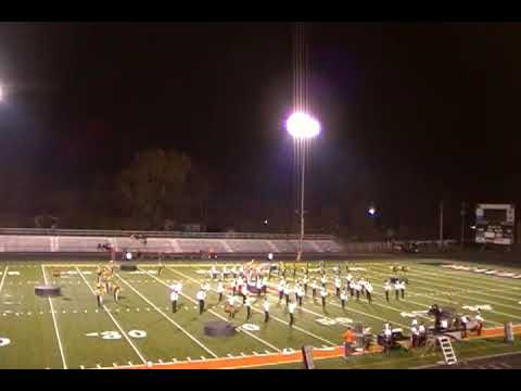 """Colorblind""- Columbus East High School Marching Band 09"