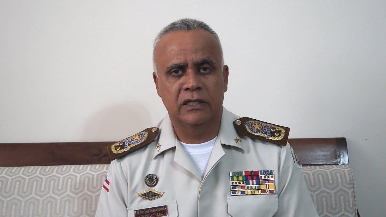 BNews | Polícia - Humanizar para proteger: Comandante Geral da PM ...