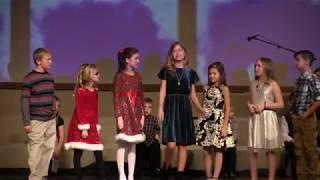 12-10-2017 Kids Choir Christmas Musical