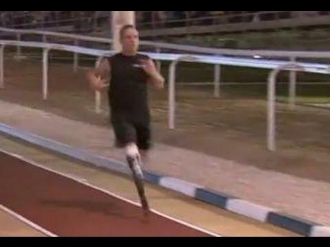 Бегун-инвалид обогнал арабского жеребца