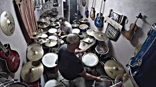 Drum Shed Session -  AR Drummer & Little Drummer Channel