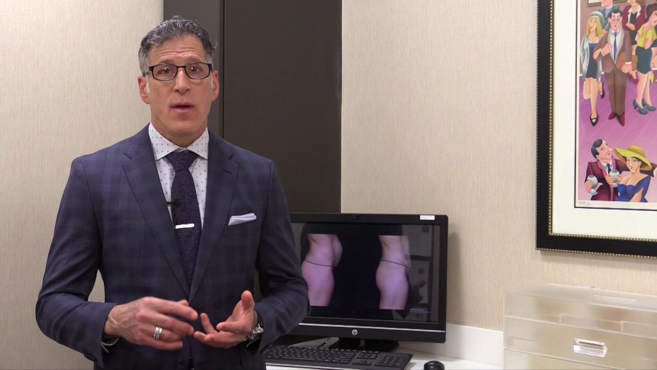 Dr  Michael Cohen Describes the Day of Surgery for a Tummy Tuck