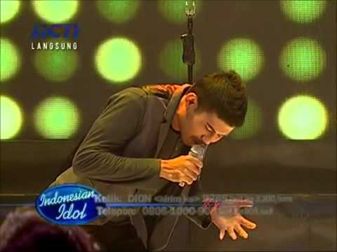 Indonesian Idol 2012   Dion   Sik Asik o a  Ayu Ting Ting   YouTube