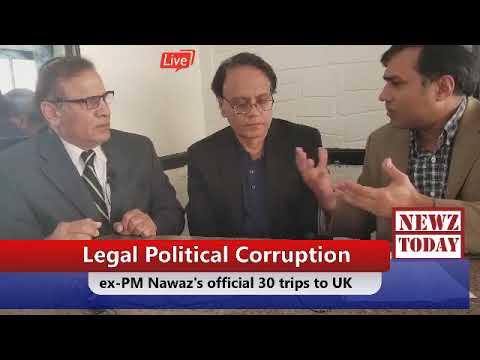Legal Political Corruption in Pakistan
