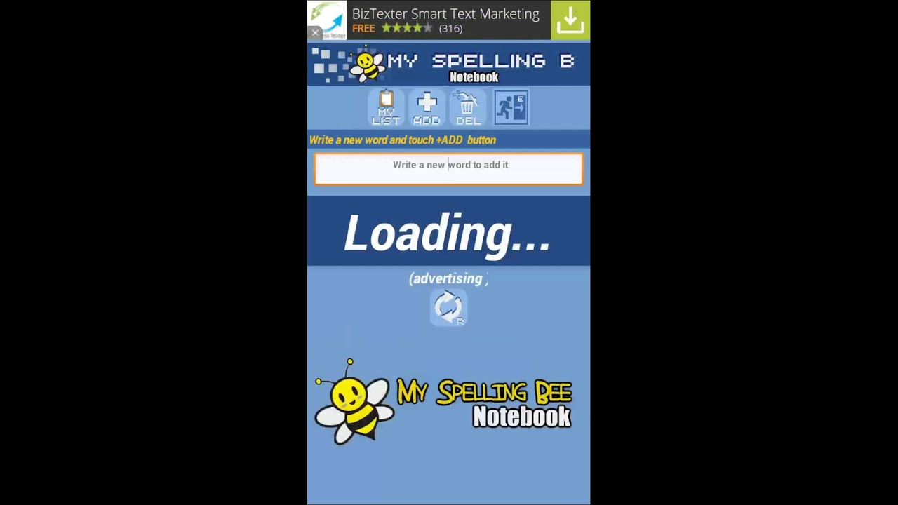 App Inventor | Spelling Bee app for Android