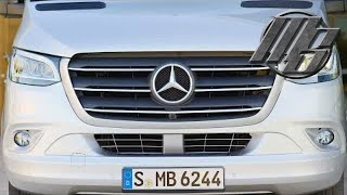 2018 Mercedes Sprinter The Most High-Tech Van Ever | what car - Motorshow