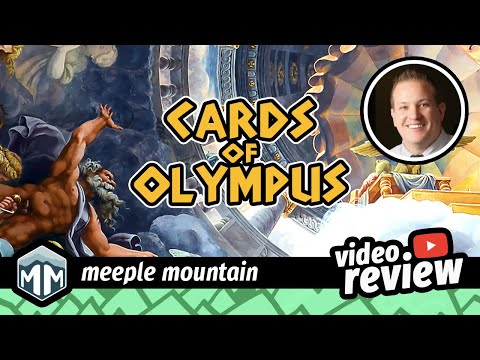 Cards of Olympus - Overview & Review