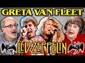 ELDERS REACT TO GRETA VAN FLEET (THE NEW LED ZEPPELIN?)
