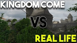 Kingdom Come Deliverance VS Real Life!