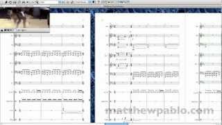 Defying Commodus by Matthew Pablo [Film Score] [Sibelius Playback]