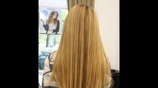 брондирование волос(Брондирование волос - это модно, стильно и красиво, такая процедура подойдет для женщин с любым цветом волос..., 2013-10-31T01:06:56.000Z)