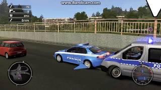 Alfa Romeo 159 Polizia - Crash Time 4 #4
