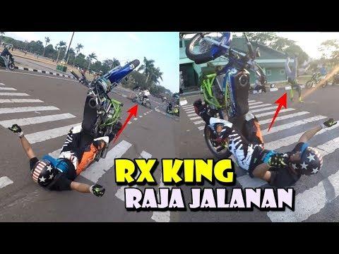 RX KING RAJA JALANAN GOKIL FREESTYLE - TENAGA MOTORNYA SUPER