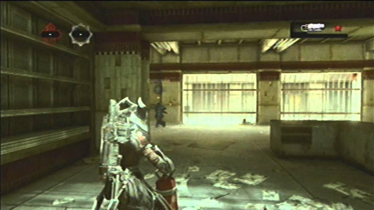 Truco De Gears Of War 3 Youtube