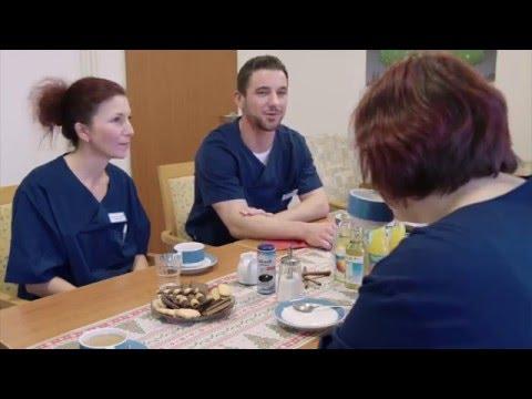 Arbeiten als Altenpflegehelfer