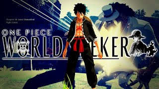 Luffy vs Lucci - One Piece World Seeker! IS NOT TRASH..