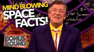 FIRST ANIMAL IN SPACE?! Space FACTS That WILL BLOW YOUR MIND! Q.I Bonus Round