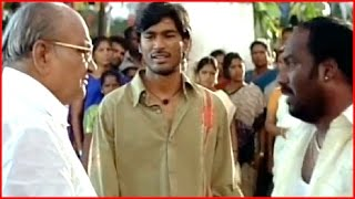 Yaaradi Nee Mohini Tamil Movie - Dhanush Fight Scene in the Temple