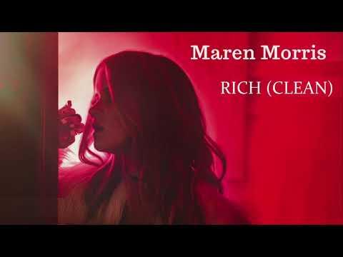 Maren Morris - Rich (SbS Clean Mix)