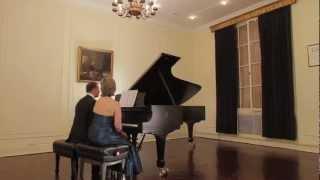 CARLES & SOFIA piano duo - PASSION, ENERGY, STRENGTH