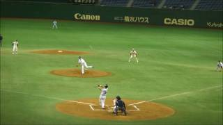 投手 三井浩二 打者 池山隆寛(10/11/28東京ドーム)