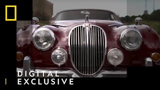 Car S.O.S. Workshop Uncut - Jaguar Mk 2