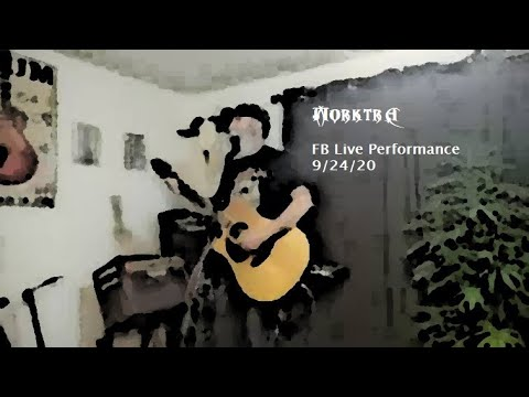 Performing FB Live Stream 9/23/20
