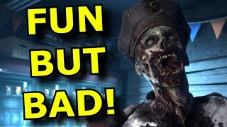 This Resident Evil Ripoff is a FUN MESS! - Daymare 1998 Review (Ps4/Xbox One)