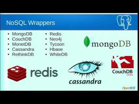 PostgreSQL Federation