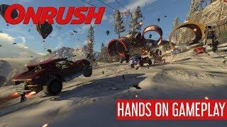 Onrush – Overdrive Mode Gameplay