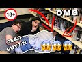 WE FOUND A DEAD GUY IN THE LIBRARY [VLOG 1]
