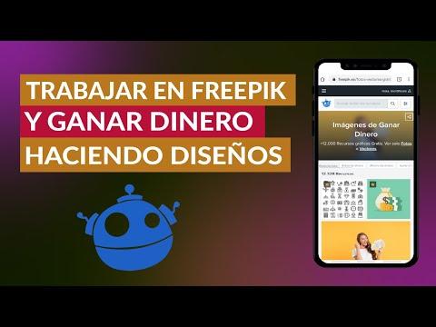 Cómo Puedo Trabajar en Freepik para Ganar Dinero Haciendo Diseños