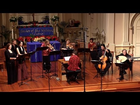 Claudio Monteverdi: Puer Natus (Chiome d'oro); Voices of Music