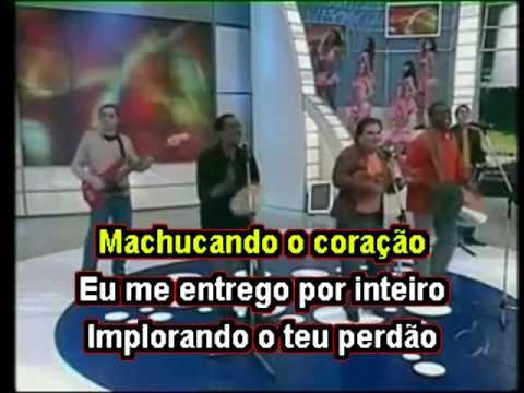 Razão Brasileira - Eu menti - Karaoke