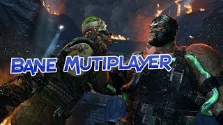 Batman Arkham Origins Mutiplayer Gameplay 20 I am Bane