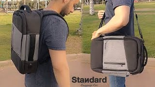 Standard's Daily Backpack Review - A Laptop Backpack for Work & Travel