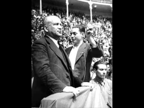 «Vamos a la conquista del poder» - Francisco Largo Caballero
