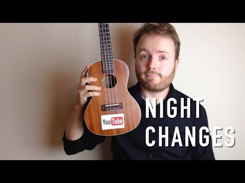 Night Changes - One Direction (Ukulele Tutorial)