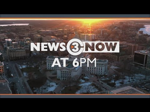 News 3 At 6: April 1, 2020