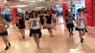 Biarku Menjadi Lilin Line Dance