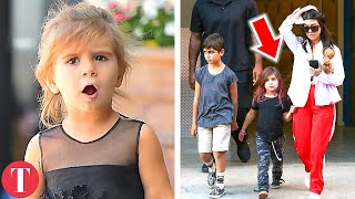 20 Strict Rules Kourtney Kardashian And Scott Disick's Kids Must Follow