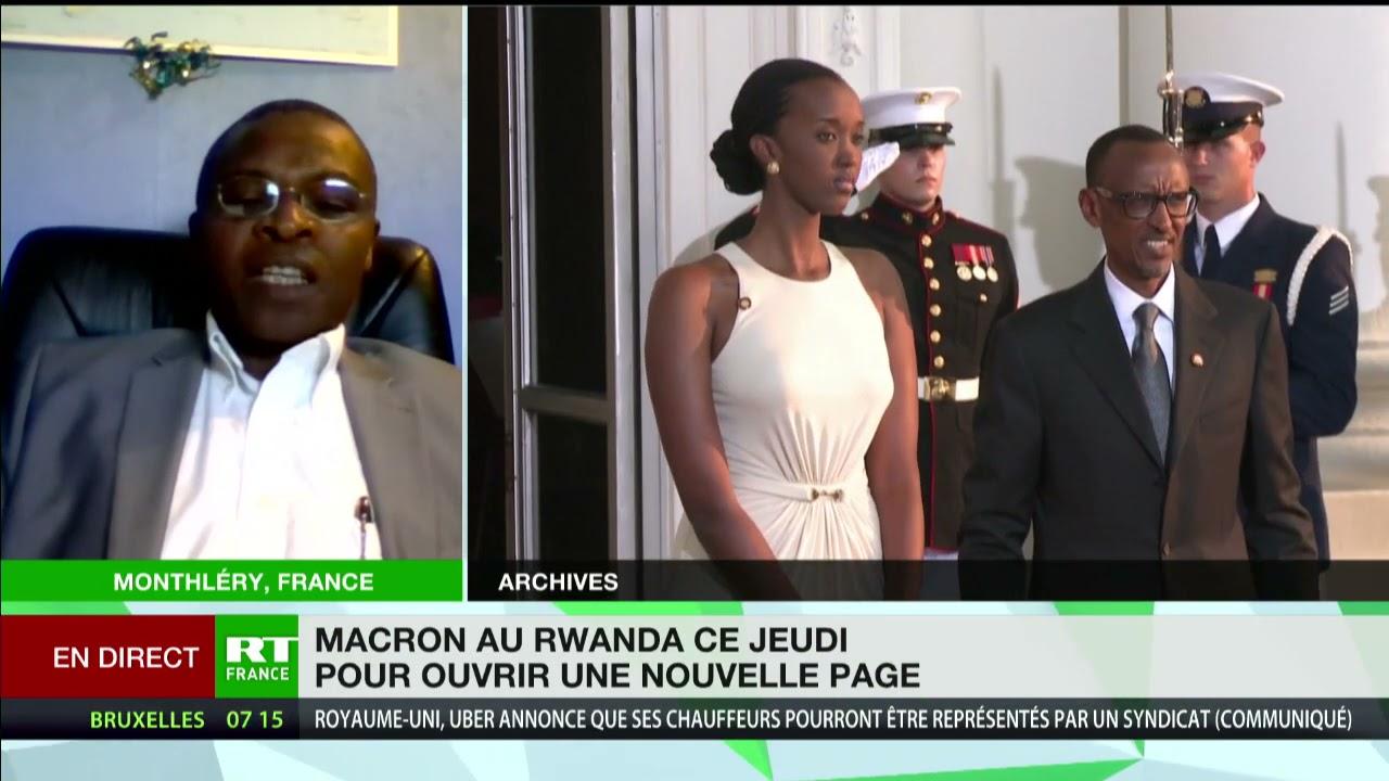 Download Macron au Rwanda : «Les Rwandais attendent que la France apporte son soutien»