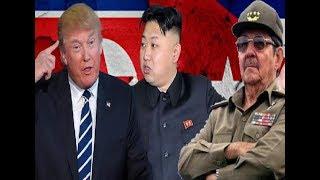 Cuba y Corea del Norte forman una Alianza contra Estados Unidos