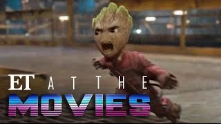 'Guardians of the Galaxy Vol. 2' Post-Credits and Spoilers | ET at the Movies Part 2